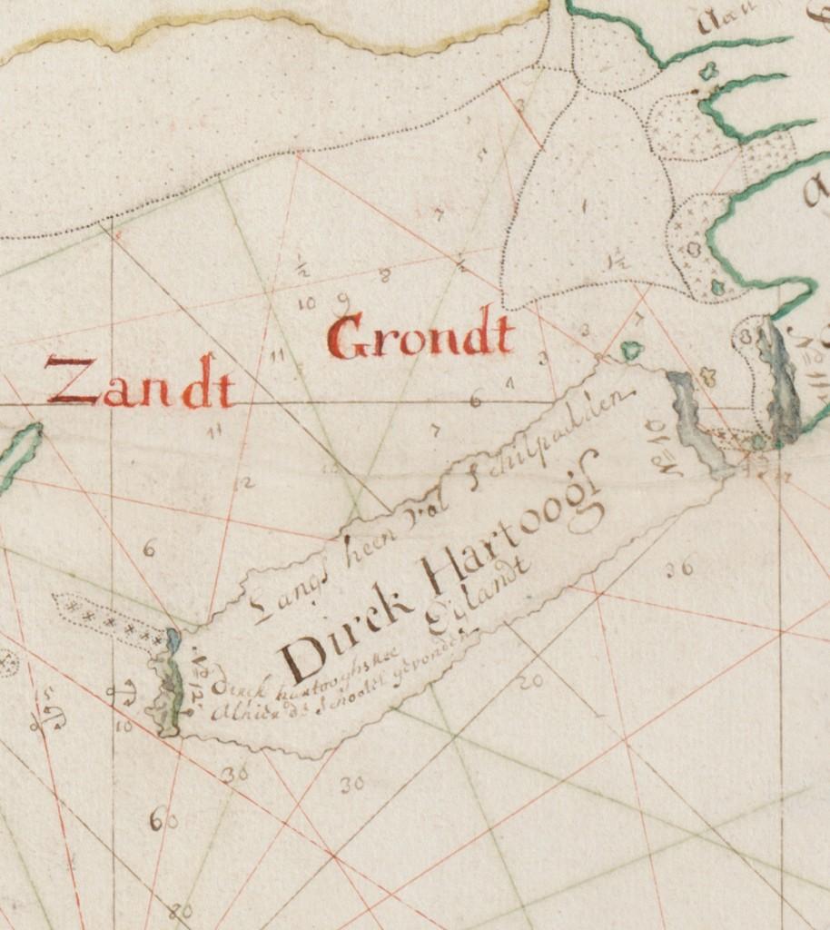 Location Of Hartog Inscription Plate - Victor Victorsz NL