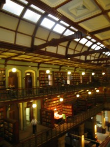 Mortlock wing, State Library