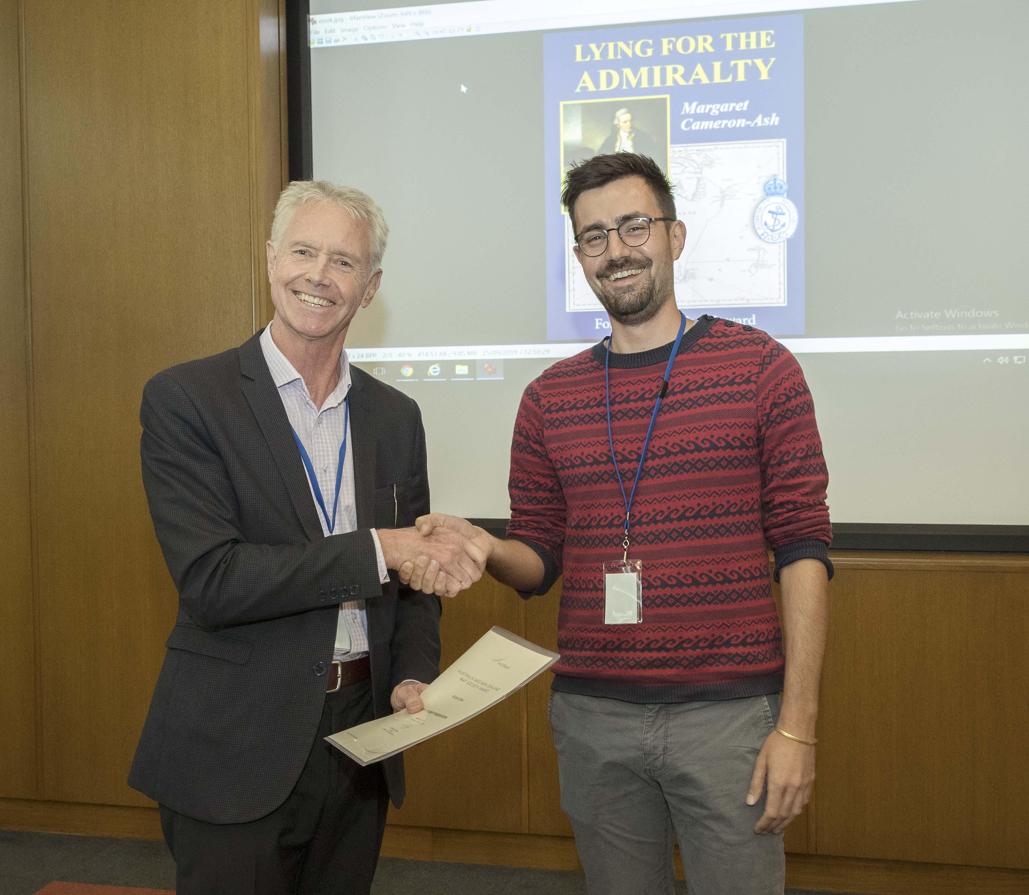 Robert prize
