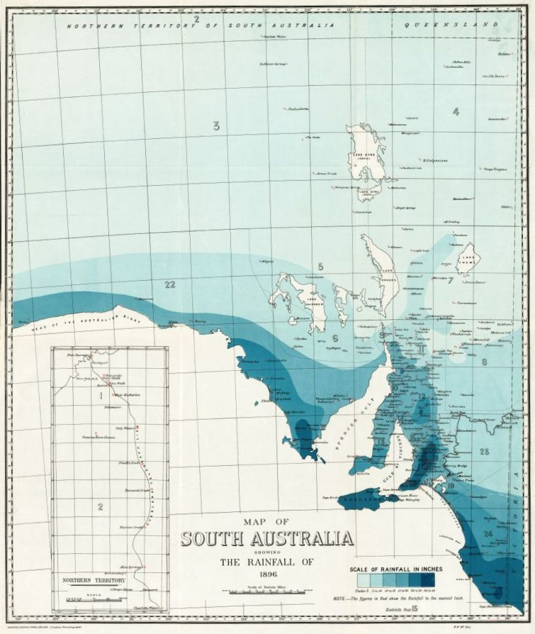 SA rainfall map 1896