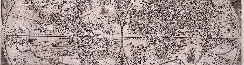 Orbis terrarum typus de integro multis in locis emendatus/auctore Petro Plancio 1594 ; Ioannes de Duetecum iunior fecit [i.e. engraved by Jan van Doetecum].